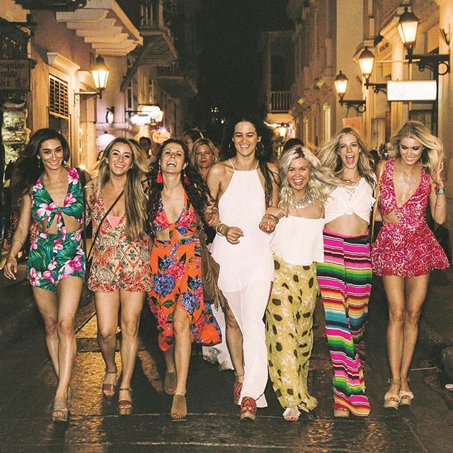 extraordinary outfits for bachelorette party