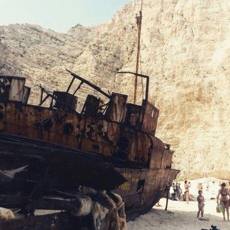 #Zante #Greece #summer #sea #travel