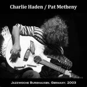 Charlie Haden & Pat Metheny Burghausen Germany 2003 (rafael6strings)