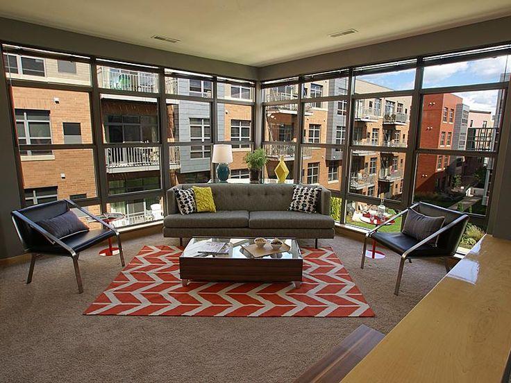 Corcoran Lofts, Milwaukee, WI The Mandel Group development www.mandelgroup.com Windows: Windsor Windows and Doors www.windsorwindows.com