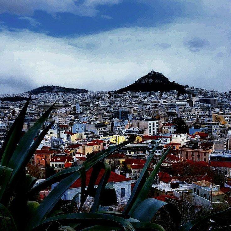 Monte Lykavittos - Atene