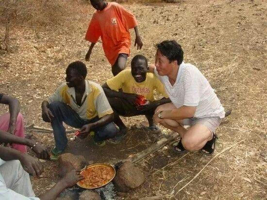 이태석 신부님~  아프리카 수단