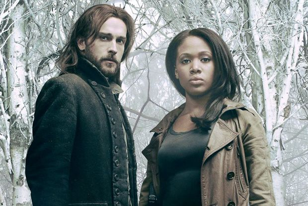 Fox's Sleepy Hollow, with Tom Mison & Nicole Beharie