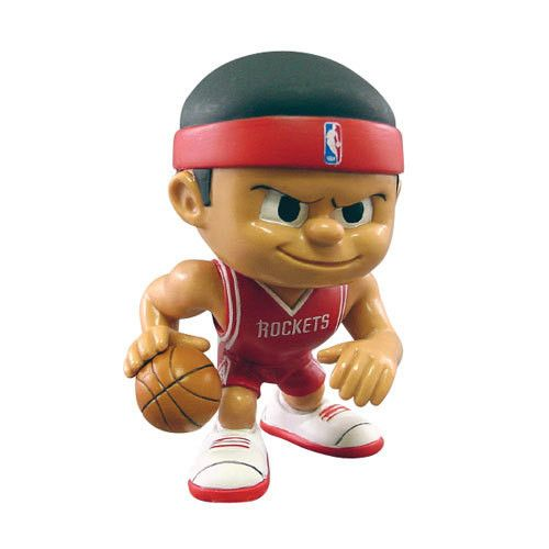 Houston Rockets NBA Lil' Teammates Vinyl Playmaker Sports Figure (2 3/4 Tall)