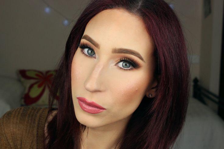 Ciao Makeup Lovers, San Valentino è alle porte ed ecco un makeup tutorial di un look romantico e sensuale !!! Ho realizzato questo trucco sulle tonalità calde dell'arancio e dell'oro, p…