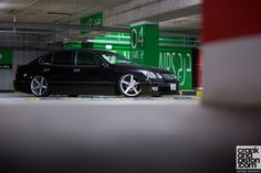 VIP Lexus GS300 on Vossen Rims