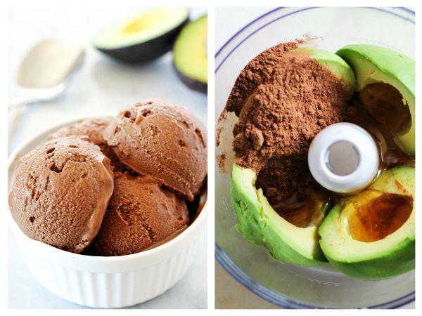 Înghețată hrănitoare pentru copii, din AVOCADO | La Taifas
