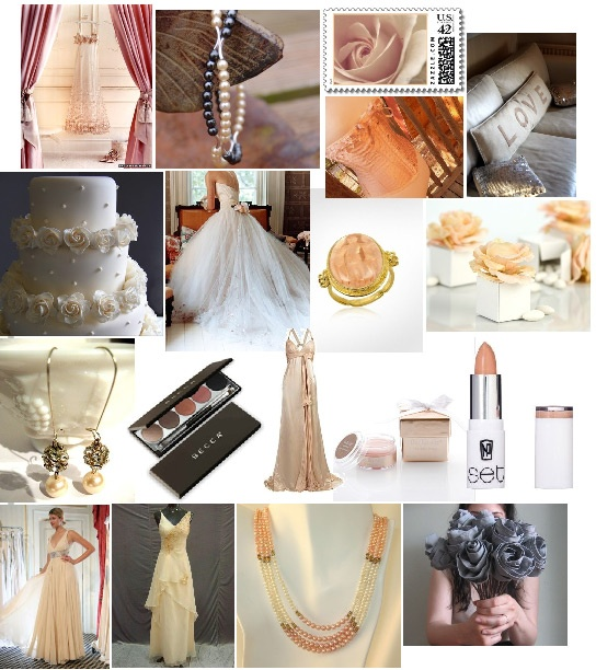 40 best champagne and black wedding images on Pinterest | Wedding ...