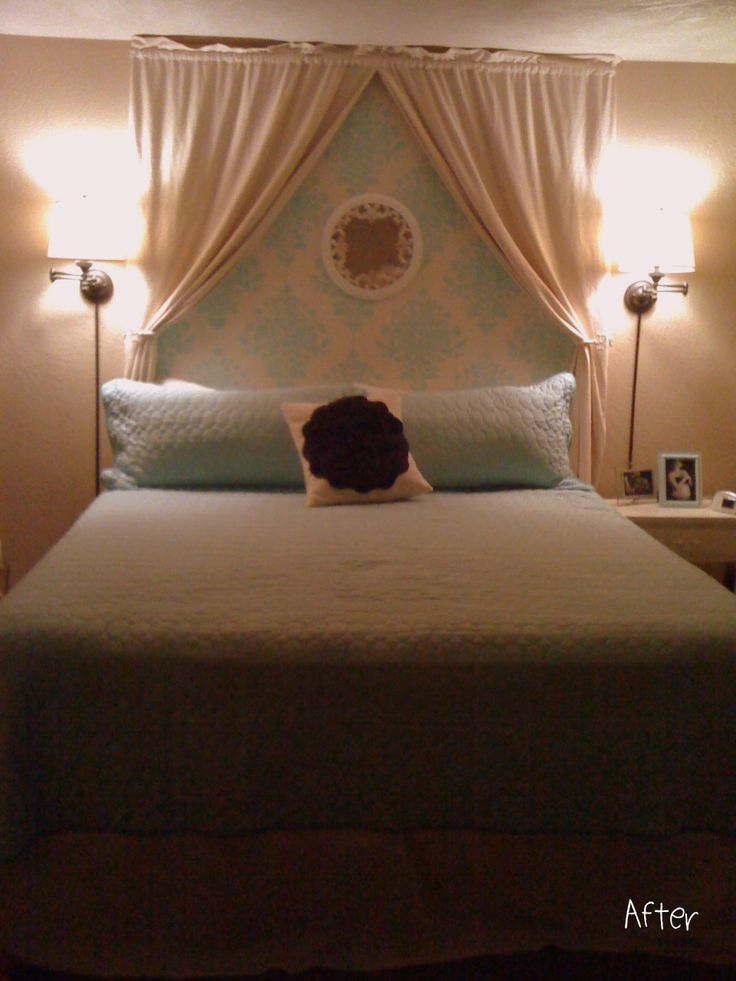 the 25 best faux headboard ideas on pinterest cheap