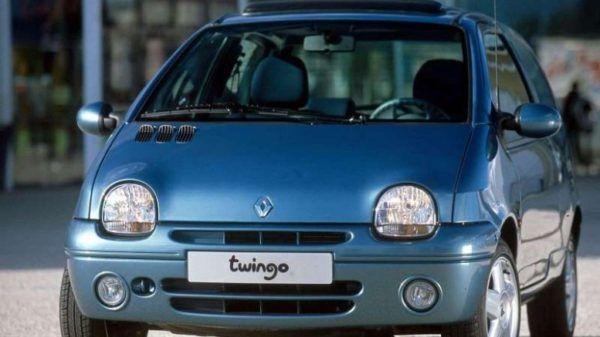 Renault Twingo 1993 2007 Polovnjak Prednosti Mane