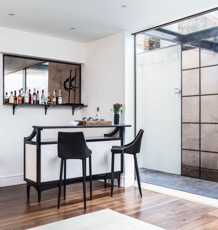The 20 best Home Bars images on Pinterest   Home bars, Front rooms ...