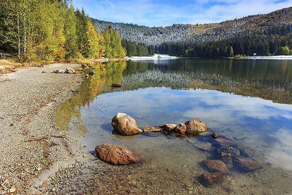 Lacul Sfânta Ana - lac vulcanic