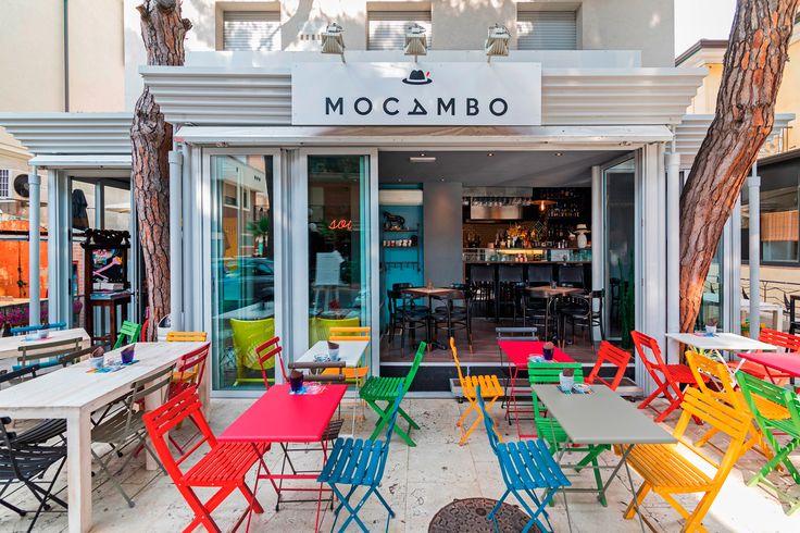 Mocambo - Cattolica (RN)  Designed and realized by AFA Arredamenti