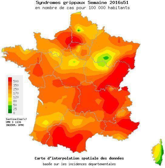 FRANCE : La grippe tue 13 résidents d'une maison de retraite à Lyon