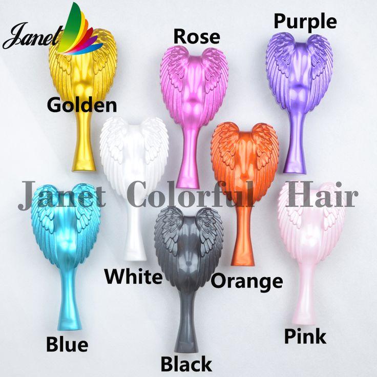 Новинка 2015 Расческа щетка для женщин 8 цветов размер 19 сантиметров инструмент для укладки волоскупить в магазине Original Hair Products FactoryнаAliExpress