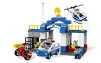 Duplo - Police Station [Lego 5681]