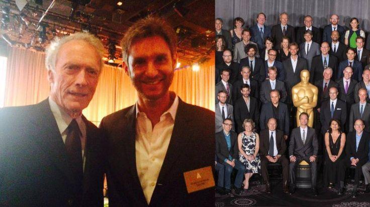 Damián Szifrón palpita la entrega de los Oscar junto a una leyenda | Infoshow, Premios Oscar 2015 - Teleshow