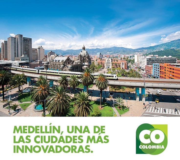 Medellin, una ciudad innovadora