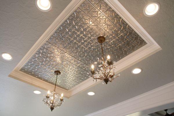 Elegant ceiling idea