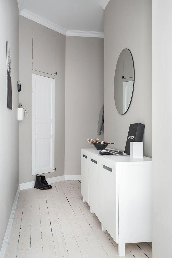 les 10 meilleures images du tableau palier sur pinterest escaliers couleur couloir et couloirs. Black Bedroom Furniture Sets. Home Design Ideas