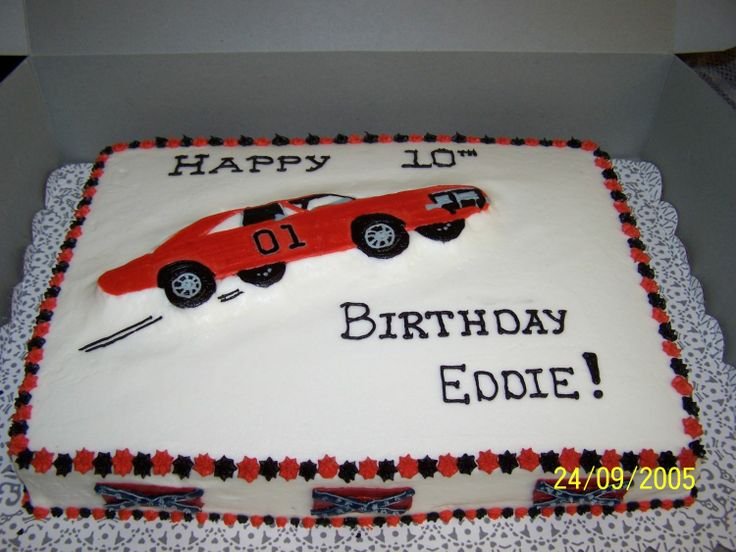 22 Best Dukes Of Hazzard Party Images On Pinterest