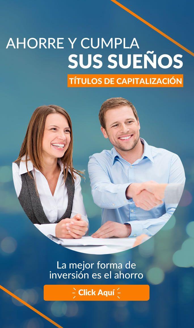 #NOVOCLICK esta con #Invierta en títulos de capitalización