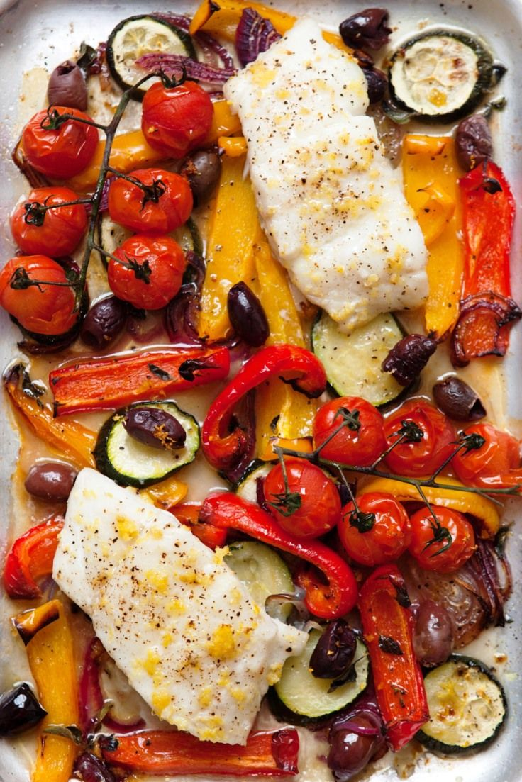 Top 10 delicious baked fish recipes real down home for Baking cod fish