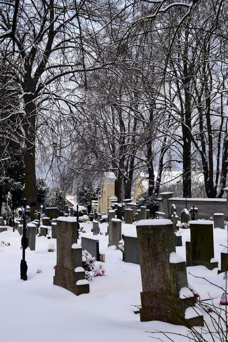 Votický hřbitov