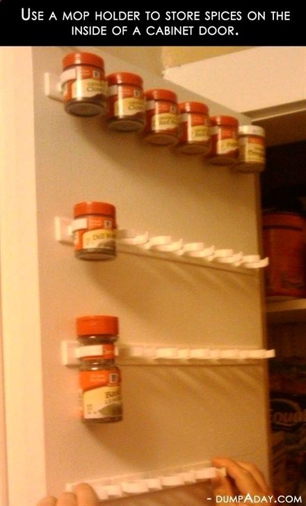 How to Organize Your Spice Cabinet ~ Organize Your Kitchen Frugally Day 3