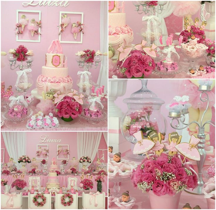 Best 25 ballerina party supplies ideas on pinterest for Ballerina party decoration