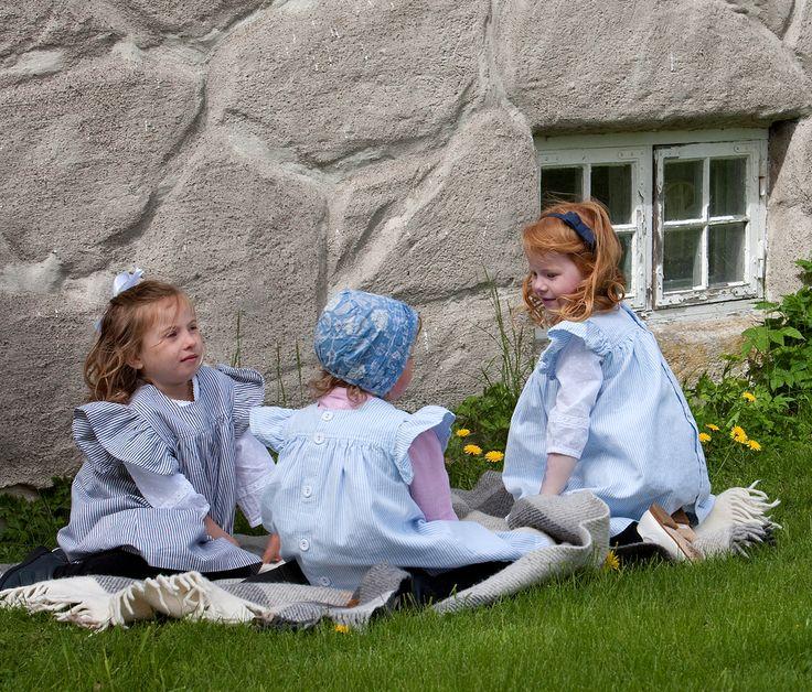 Teselskap. Foto Fredrikstad Museum