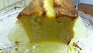 Plumcake de limón