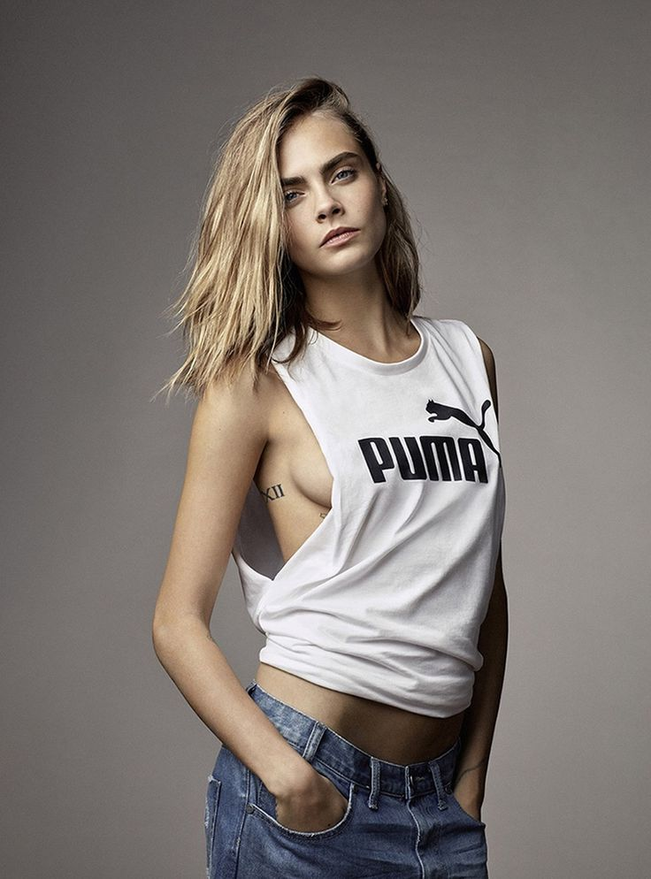 Cara Delevingne PUMA Do You 2017 Campaign
