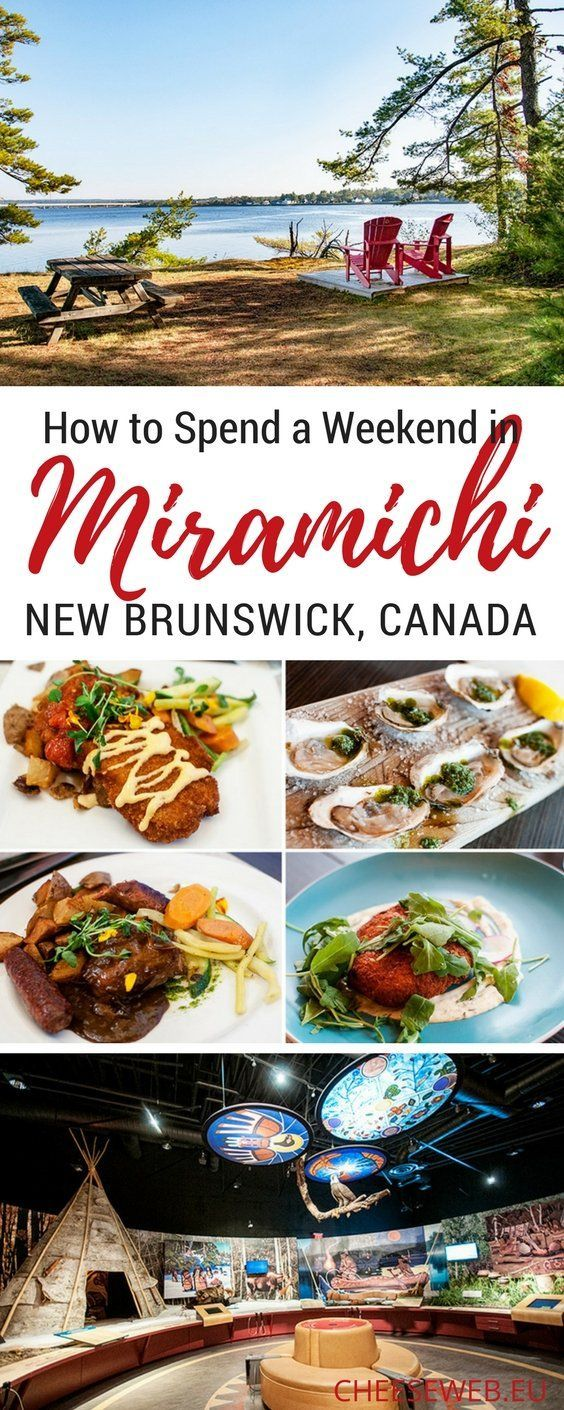 Miramichi is the largest city on New Brunswick's Acadian Coast, a hub for multicultural history and a gateway to outdoor adventure. We share where to stay in Miramichi, the best places to eat, and all the best things to do in Miramichi, NB on a fabulous weekend escape. | New Brunswick Travel | Travel in Canada