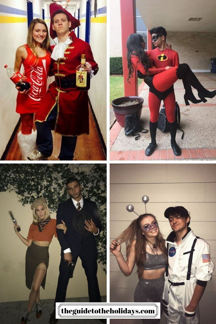 These Halloween Costumes for couples are guaranteed to look amazing. From a Cat …