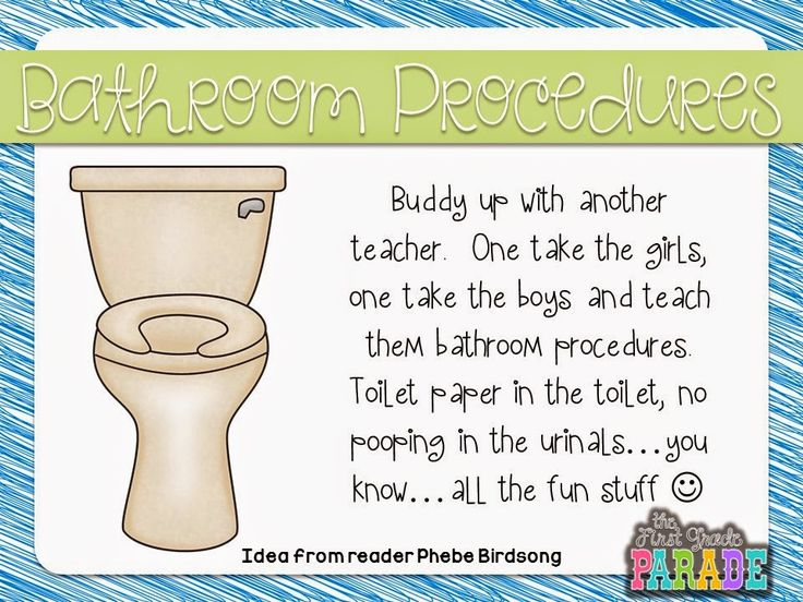 Best 25+ Bathroom procedures ideas on Pinterest Teacher comments - school sign out sheet