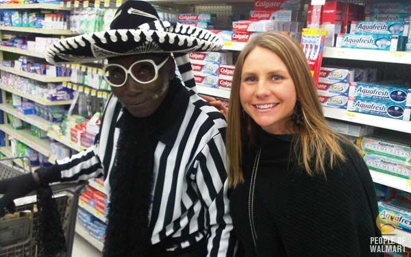 These 34 People Spotted At Wal-Mart Are Beyond Messed Up. Seriously, That First One� Wow.   Mogul - shop online:) http://www.AmericasMall.com