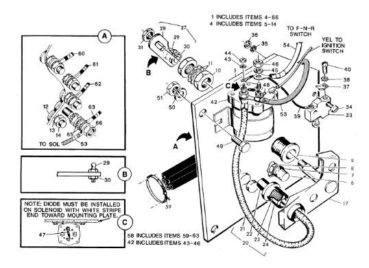Basic Ezgo electric golf cart wiring and manuals | Cart