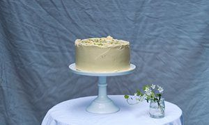 Claire Ptak's mango buttercream chiffon cake recipe | Baking the seasons | Life and style | The Guardian
