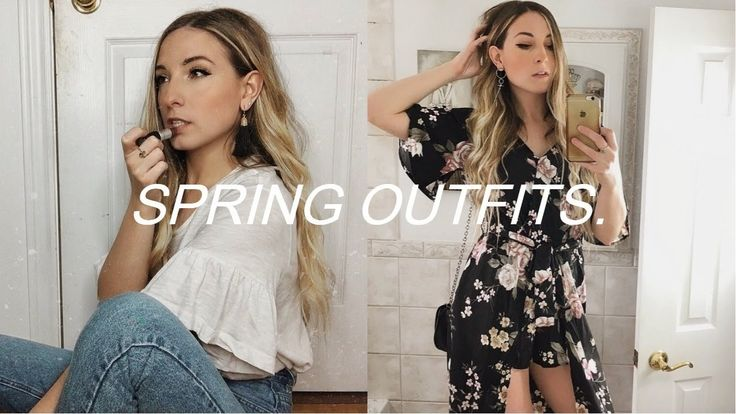 WINTER TO SPRING OUTFITS 2018