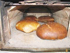 Dom na Łąkach - our bread
