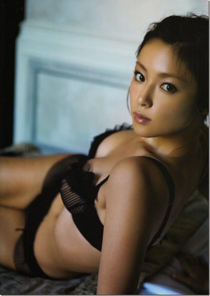 "a-beautiful-g: "" 深田恭子 : Kyoko Fukada lingerie """