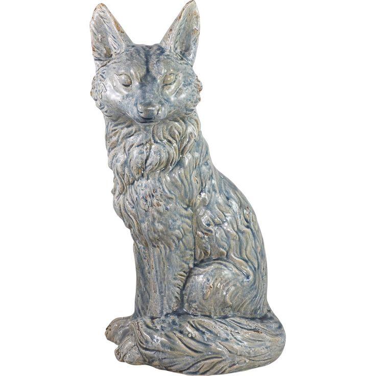 Reynard the fox grey