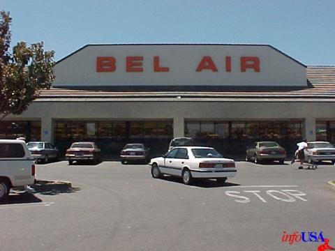 Bel Air Supermarket Elk Grove Ca Memories Of