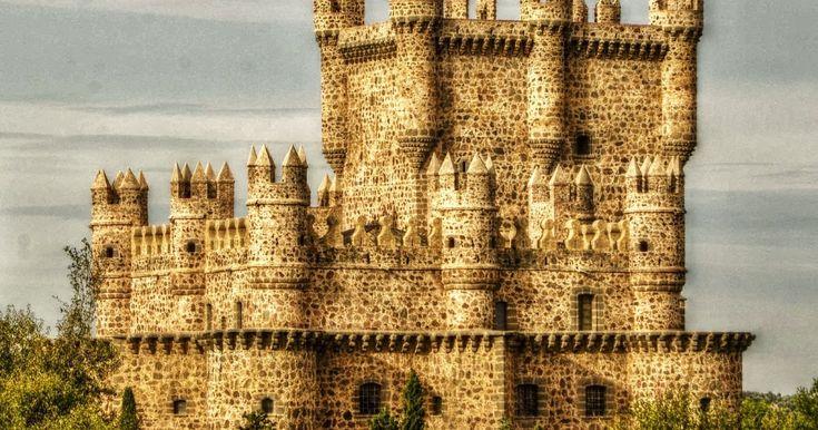 Despacio, como un caracol, iré incorporando más fotos de otros lugares de España y Toledo