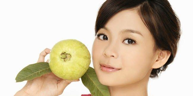 Herbal : Mengatasi Keputihan dengan Jambu - banyak sekali manfaat dari buah jambu untuk wanita