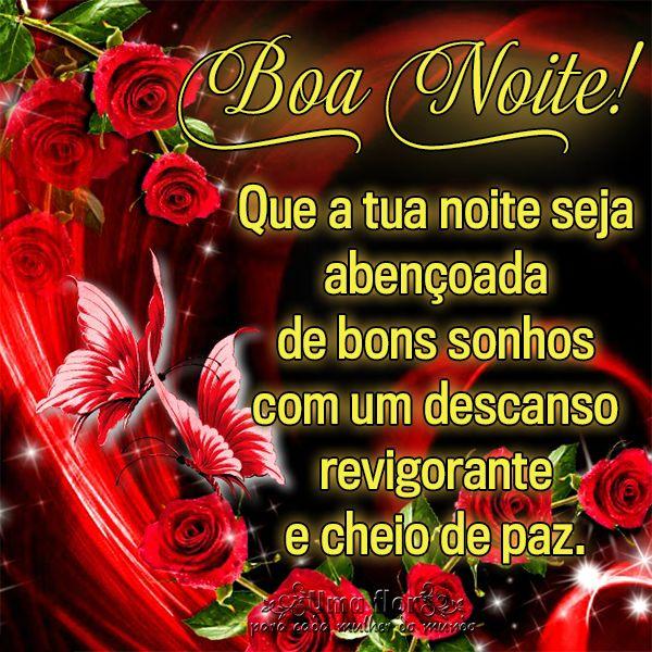 Uma Flor Para Cada Mulher Do Mundo Boa Noite Boa Noite Aos