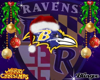 baltimore ravens christmas | What a better way to celebrate Christmas than with this classic poem?