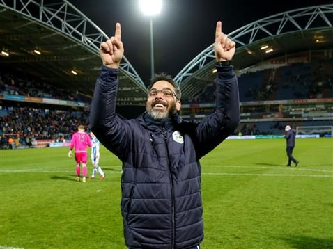 Huddersfield Town Head Coach David Wagner has been named on a four-man shortlist for the Sky Bet Championship December Manager of the Month award