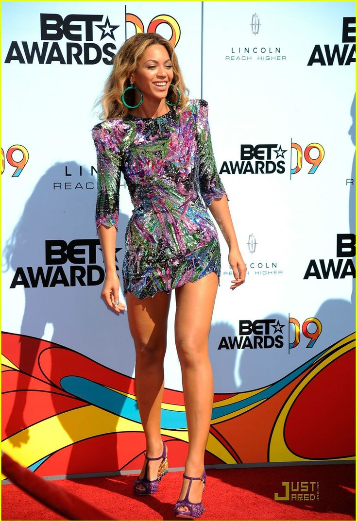 Beyonce Knowles Hits BET Awards 2009. perfect perfect perfect